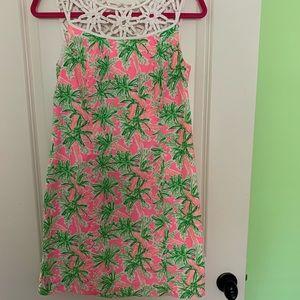 Lilly Pulitzer Palm Tree Dress